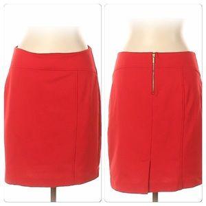 Michael Kors, Beautiful Red Pencil Skirt!